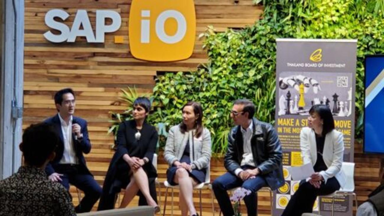 Explore Digital Thailand Presentation at SAP.io